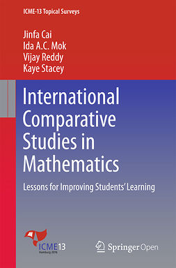 Cai, Jinfa - International Comparative Studies in Mathematics, e-kirja