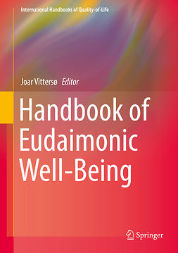 Vittersø, Joar - Handbook of Eudaimonic Well-Being, e-kirja