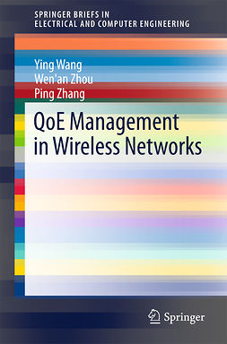 Wang, Ying - QoE Management in Wireless Networks, ebook