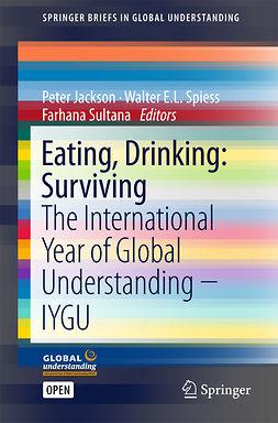 Jackson, Peter - Eating, Drinking: Surviving, ebook