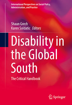 Grech, Shaun - Disability in the Global South, ebook