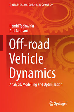 Mardani, Aref - Off-road Vehicle Dynamics, ebook