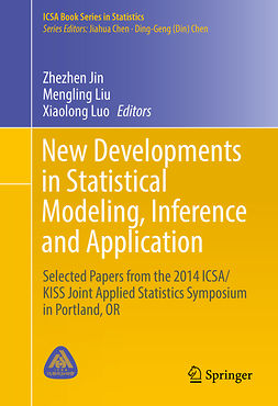 Jin, Zhezhen - New Developments in Statistical Modeling, Inference and Application, ebook