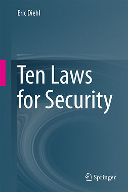 Diehl, Eric - Ten Laws for Security, ebook