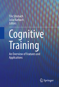 Karbach, Julia - Cognitive Training, e-bok