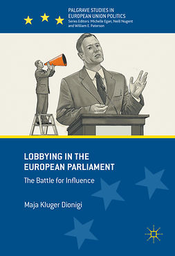Dionigi, Maja Kluger - Lobbying in the European Parliament, ebook