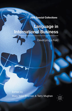 Brannen, Mary Yoko - Language in International Business, ebook