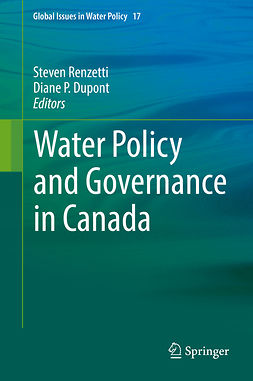 Dupont, Diane P. - Water Policy and Governance in Canada, ebook