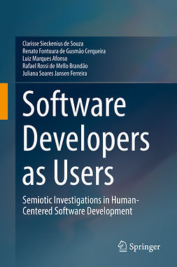 Afonso, Luiz Marques - Software Developers as Users, e-bok