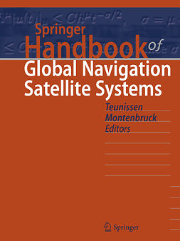 Montenbruck, Oliver - Springer Handbook of Global Navigation Satellite Systems, e-bok