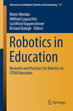 Balogh, Richard - Robotics in Education, e-bok