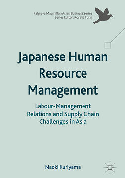 Kuriyama, Naoki - Japanese Human Resource Management, ebook
