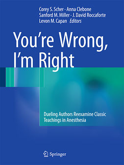 Capan, Levon M. - You're Wrong, I'm Right, e-kirja