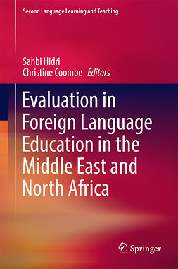 Coombe, Christine - Evaluation in Foreign Language Education in the Middle East and North Africa, e-kirja