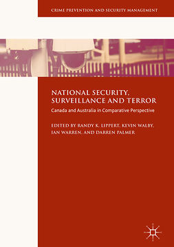 Lippert, Randy K. - National Security, Surveillance and Terror, ebook
