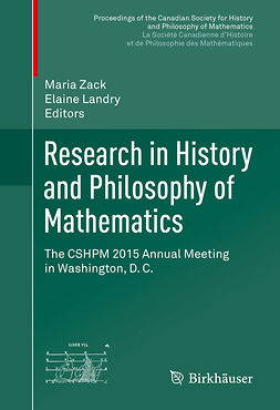Landry, Elaine - Research in History and Philosophy of Mathematics, e-kirja