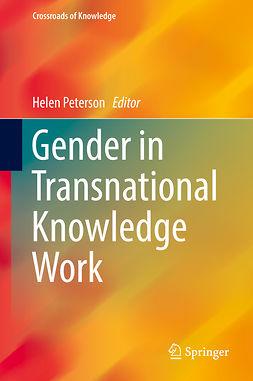 Peterson, Helen - Gender in Transnational Knowledge Work, ebook