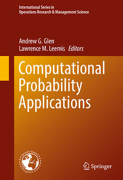 Glen, Andrew G. - Computational Probability Applications, ebook