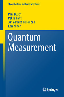 Busch, Paul - Quantum Measurement, e-bok