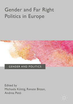 Bitzan, Renate - Gender and Far Right Politics in Europe, e-kirja