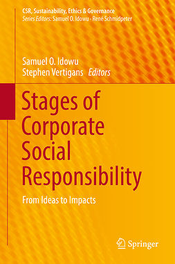 Idowu, Samuel O. - Stages of Corporate Social Responsibility, e-bok