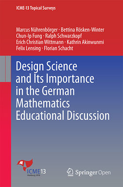 Akinwunmi, Kathrin - Design Science and Its Importance in the German Mathematics Educational Discussion, e-bok
