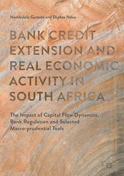 Gumata, Nombulelo - Bank Credit Extension and Real Economic Activity in South Africa, ebook