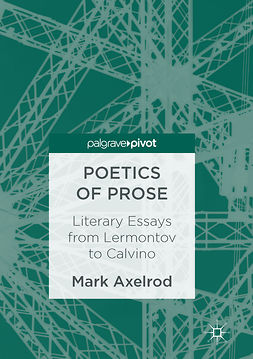 Axelrod, Mark - Poetics of Prose, ebook