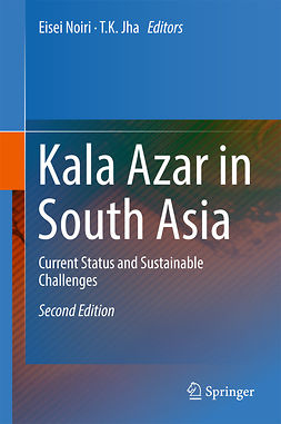Jha, T.K. - Kala Azar in South Asia, ebook