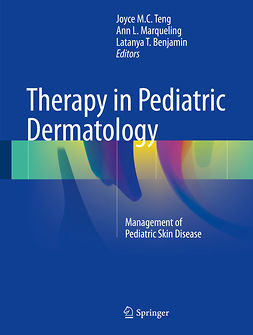 Benjamin, Latanya T. - Therapy in Pediatric Dermatology, e-bok