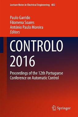 Garrido, Paulo - CONTROLO 2016, ebook