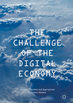 Boccia, Francesco - The Challenge of the Digital Economy, ebook