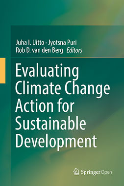 Berg, Rob D. van den - Evaluating Climate Change Action for Sustainable Development, e-bok