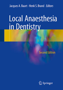 Baart, Jacques A. - Local Anaesthesia in Dentistry, e-bok