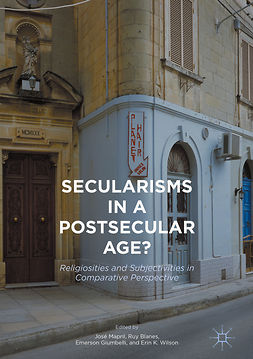 Blanes, Ruy - Secularisms in a Postsecular Age?, e-kirja