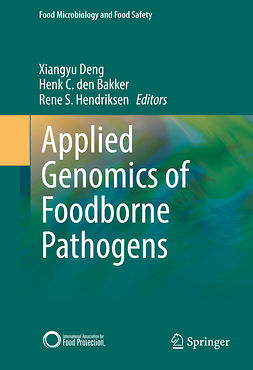 Bakker, Henk C. den - Applied Genomics of Foodborne Pathogens, ebook