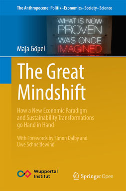 Göpel, Maja - The Great Mindshift, ebook
