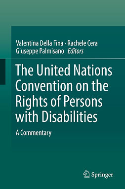 Cera, Rachele - The United Nations Convention on the Rights of Persons with Disabilities, e-bok