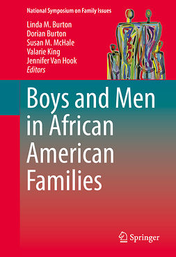 Burton, Dorian - Boys and Men in African American Families, e-bok