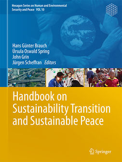 Brauch, Hans Günter - Handbook on Sustainability Transition and Sustainable Peace, ebook