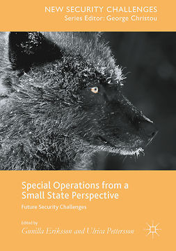 Eriksson, Gunilla - Special Operations from a Small State Perspective, ebook
