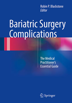 Blackstone, Robin P. - Bariatric Surgery Complications, ebook