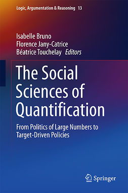 Bruno, Isabelle - The Social Sciences of Quantification, ebook
