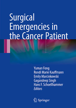 Fong, Yuman - Surgical Emergencies in the Cancer Patient, e-bok