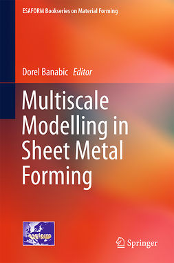 Banabic, Dorel - Multiscale Modelling in Sheet Metal Forming, ebook