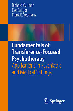 Caligor, Eve - Fundamentals of Transference-Focused Psychotherapy, ebook