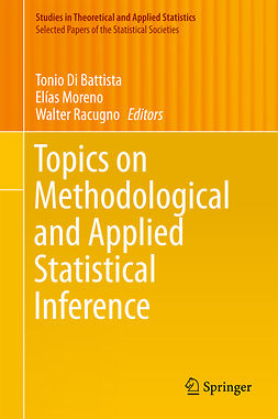 Battista, Tonio Di - Topics on Methodological and Applied Statistical Inference, e-kirja