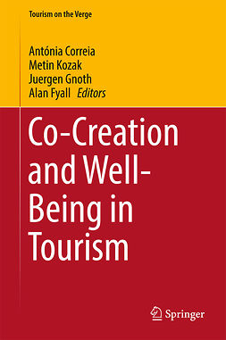 Correia, Antónia - Co-Creation and Well-Being in Tourism, e-bok