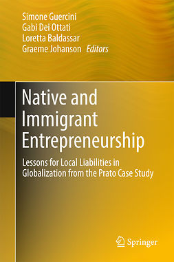Baldassar, Loretta - Native and Immigrant Entrepreneurship, ebook