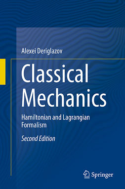 Deriglazov, Alexei - Classical Mechanics, ebook